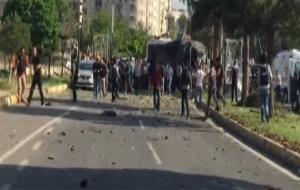 Diyarbakır'da patlama! 3 ölü, 45 yaralı..