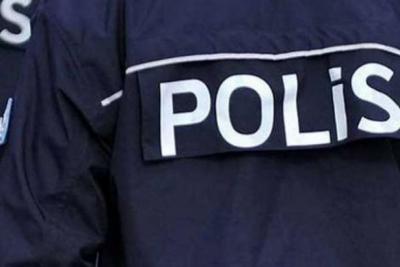 Dizi setine polis baskını
