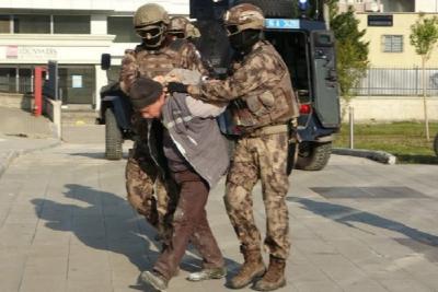 Doğalgaz servisinde çalışan IŞİD infazcısı yakalandı