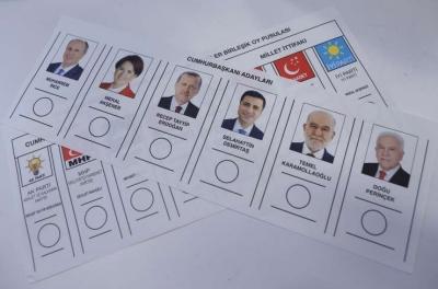 Doğuda İnce yükselişte, AKP düşüşte