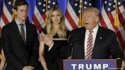 Donald Trump damadını üst düzey danışmanlığa atadı