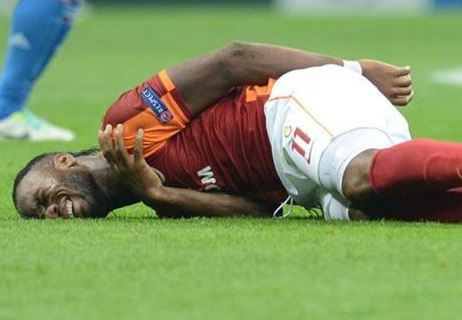 Drogba Beşiktaş maçında oynayacak mı?