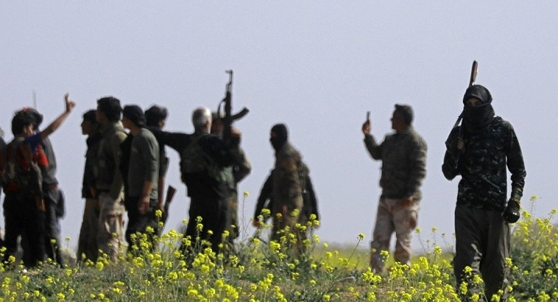 DSG: Sözde IŞİD halifeliği nihai olarak yok edildi