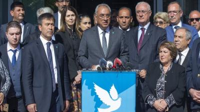 DSP ikiye bölündü! Uluç Gürkan: Her şey çok güzel olacak!