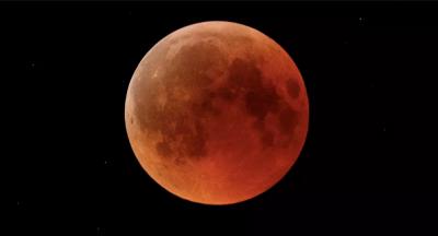 Dünya bu gece 'Süper Çiçek Kanlı Ay' tutulmasına şahit olacak