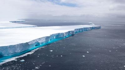 'Dünyanın en büyük buzul dağı' A68 eriyerek yok oldu