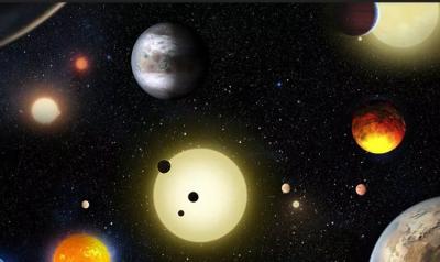 Dünya'ya benzeyen bir gezegen keşfedildi