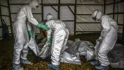 Ebola salgınında ölü sayısı 564'e çıktı