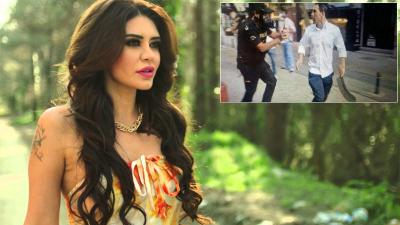 Ebru Polat'ın yeni sevgilisi Gezi Parkı eylemlerindeki 'palalı' çıktı