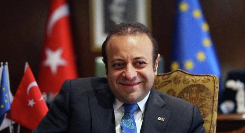 Egemen Bağış'a yeni görev: Prag Büyükelçisi oluyor