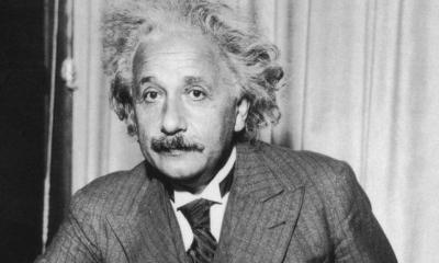 Einstein'ın yaratıcının varlığını reddettiği mektubu açık artırmaya çıkıyor