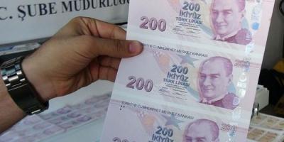 Ekonomik krize karşı 'sahte para basma' şablonu dağıtıldı
