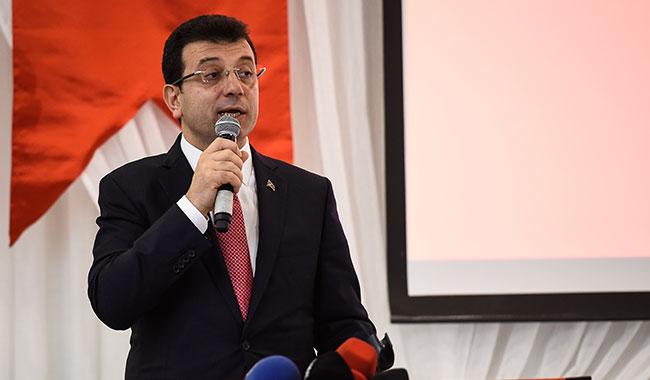 Ekrem İmamoğlu: Cumhurbaşkanı Erdoğan'dan oyunu istedim, gülümsedi