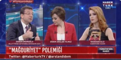 Ekrem İmamoğlu Habertürk'te! Kardeşim 16 milyon İstanbullu mu çaldı, YSK mı çaldı, sandık kurulu üyeleri mi çaldı?