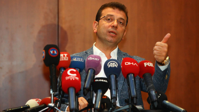 Ekrem İmamoğlu'ndan Koç Holding'in uçak tahsisi iddialarına yanıt: Ayıptır, yazıktır, günahtır
