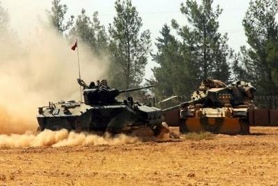 El Bab'da 1 Türk askeri hayatını kaybetti, 6 asker ağır yaralı