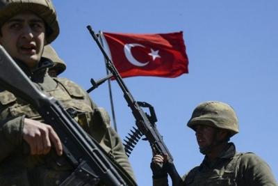 El Bab'da çatışma! 1 asker hayatını kaybetti, 9 yaralı