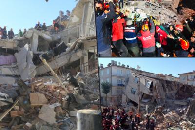 Elazığ depreminde yaşamını yitirenlerin sayısı 39'a yükseldi