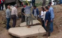 Elazığ'da 2700 yıllık rölyef bulundu!
