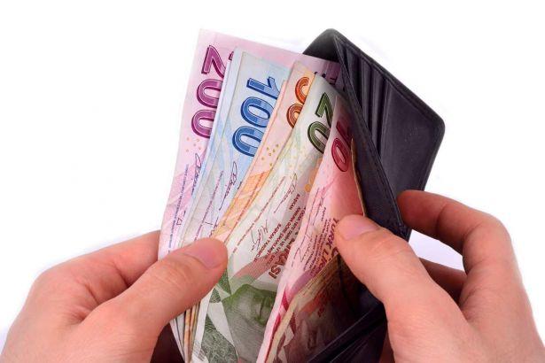 Maaşı 2 bin 500 lira olanlar 5 bin 350 lira vergi ödeyecek; işte oranlar
