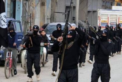 Afganistan'daki IŞİD'lilere helikopterlerle silah taşındığı ortaya çıktı