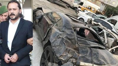 Emrah Serbes'in yaptığı kazada 112'yi arayan görgü tanığı konuştu