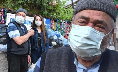 Engelliler için toplanan mavi kapakları çalan şüpheli yakalandı