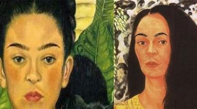 Epilasyon reklamında Frida Kahlo'nun bıyık ve kaşları alındı!