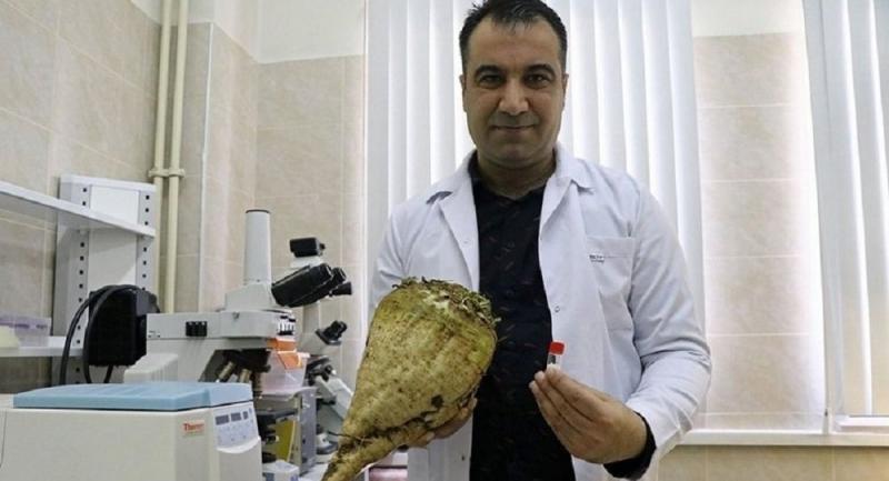 Erciyes Üniversitesi'nde bakteri üretildi