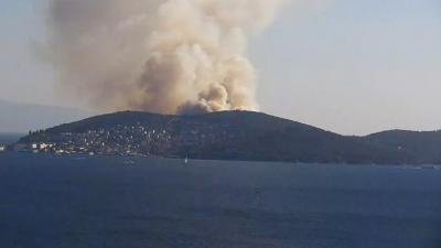 Erdem Gül deneyimi olan herkesi yangın bölgesine çağırdı