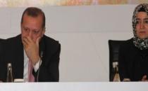 Erdoğan '15 Temmuz Kadınları' belgeselini izlerken ağladı