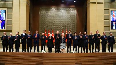 Erdoğan: 82 milyonu bir ittifak içinde topluyoruz, Türkiye ittifakından kastımız bu