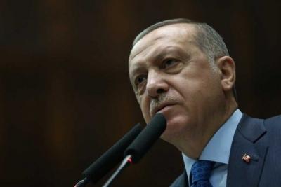 Erdoğan: Afrin'i kime teslim edeceğimizi biz biliriz