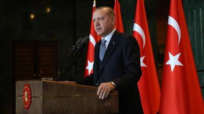 Erdoğan: Aldığımız tedbirler sayesinde ekonomimizi hızla toparladık