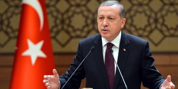 Erdoğan: Başörtülü hanımlara 'Suudi Arabistan'a gidin' demek faşistliğin en sefil halidir