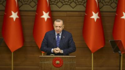 Erdoğan: Beştepe ruhsatsız değil