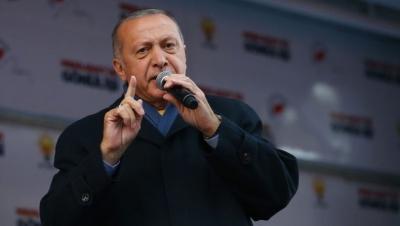 Erdoğan: Binali Bey gel, seni büyükşehir belediye başkanı yapacağız dedik
