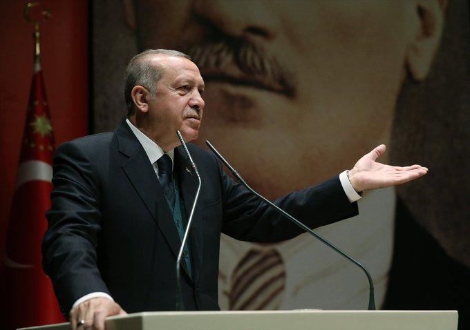 Erdoğan: Bize de Avrupa yakasına geçmesinler diyor, Kimsin ulan sen?