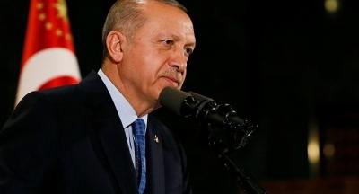 Erdoğan: Bu kur filan, bunların hiçbirisi geleceğimizi belirleyen şeyler değil