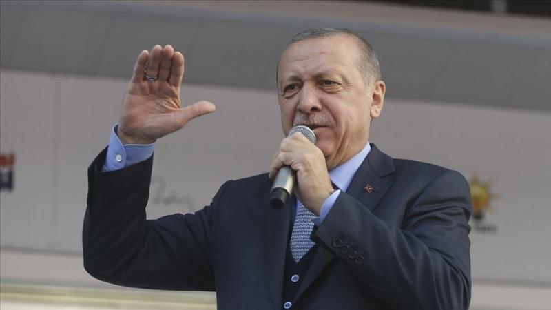 Erdoğan: Bu seçimden sonra önümüzde 4 buçuk yıl kesintisiz bir icraat dönemi var