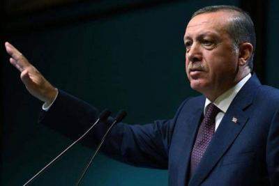 Erdoğan Çırağan Sarayı'nda: Bir tarafta insanlık lüks ve şatafat içinde yaşarken...