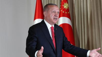 Erdoğan: Eften püften adaylar gelmesin