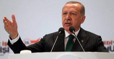 Erdoğan: Ekonomide tüm verilerin olumlu bir yönde yükselişe işaret ettiğini görüyoruz