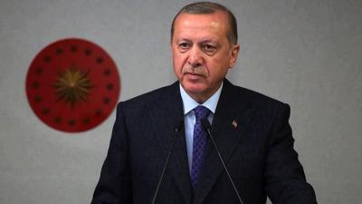Erdoğan: Ermenistan bölgede barışın ve huzurun önündeki en büyük tehdit olduğunu bir kere daha gösterdi