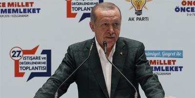Erdoğan: Gezi olaylarında vandallarla mücadele ettik, CHP yanlarındaydı