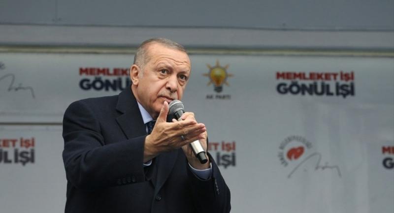 Erdoğan: Gün geçmiyor ki bir ibadethaneye iş yerine, derneğe yapılan saldırı haberini almayalım