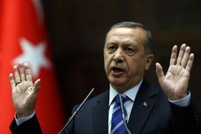 Erdoğan: Güya gazetecilermiş, hepsi terörist