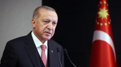 Erdoğan: Halkım hafta içinde olduğu gibi serbesttir