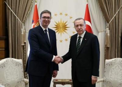 Erdoğan: İnce'yle televizyon tartışmasına çıkmam, kendisini partimde kabul ederim