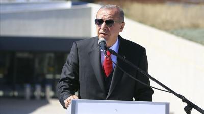 Erdoğan: İstanbul'un güzelliğine güzellik katmaya devam edeceğiz
